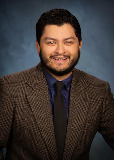 Portrait of Angel Aguilar, GIT, Assistant Geologist