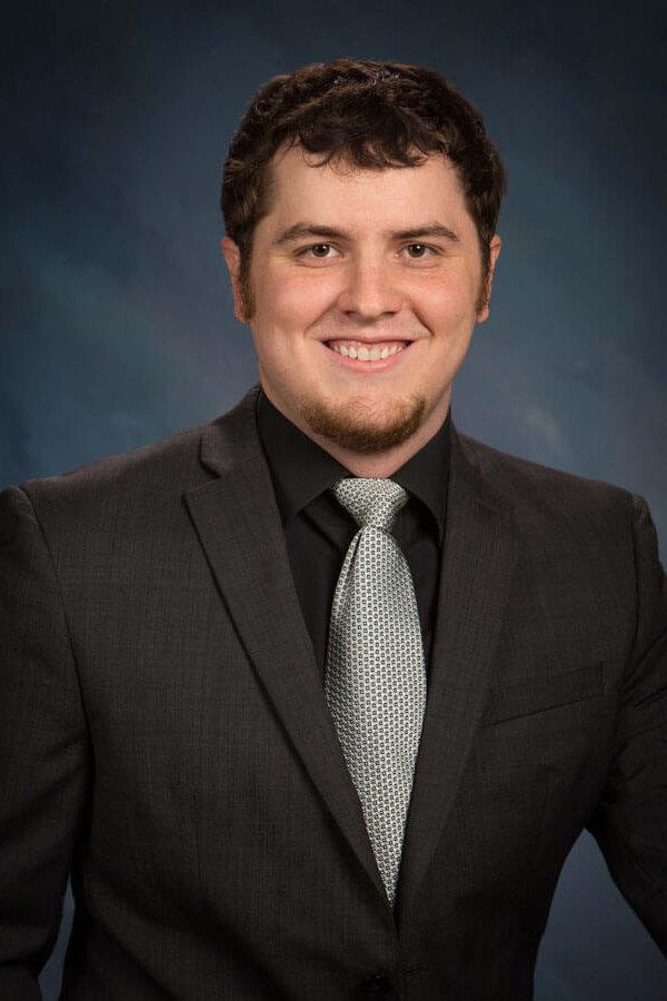 Portrait of Jordan Blough