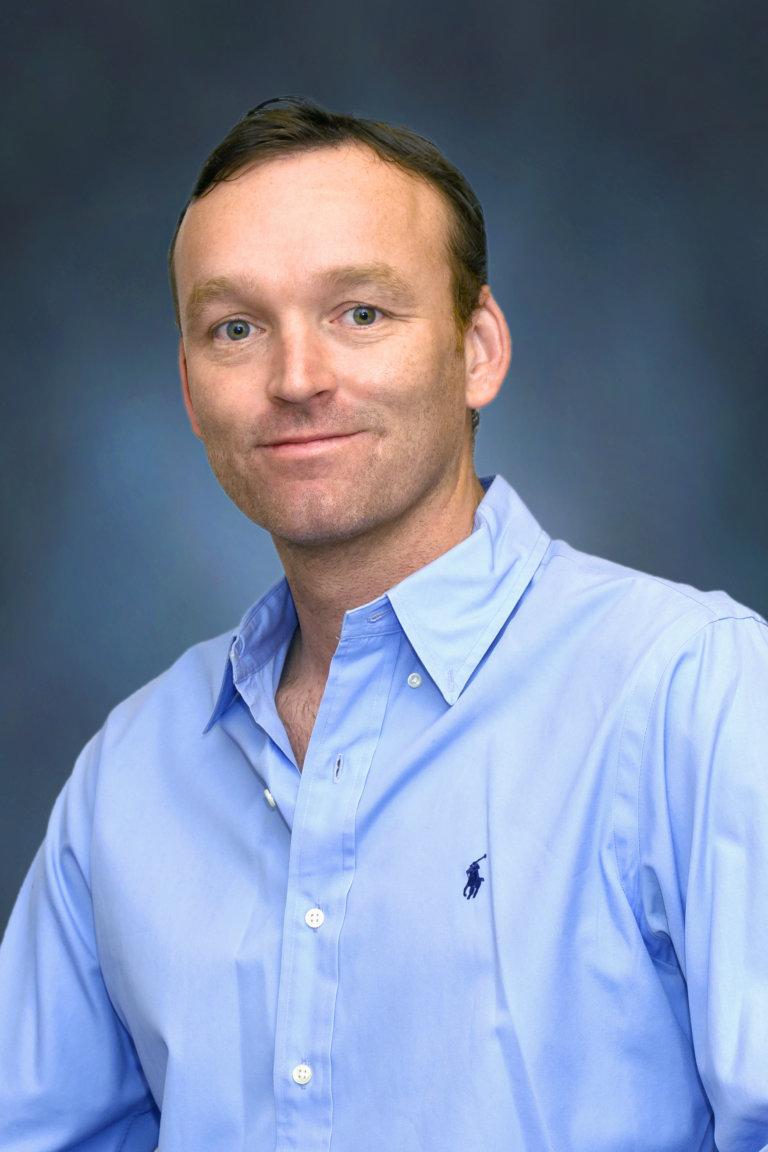 Portrait of Tristan von Junsch, Senior Technician