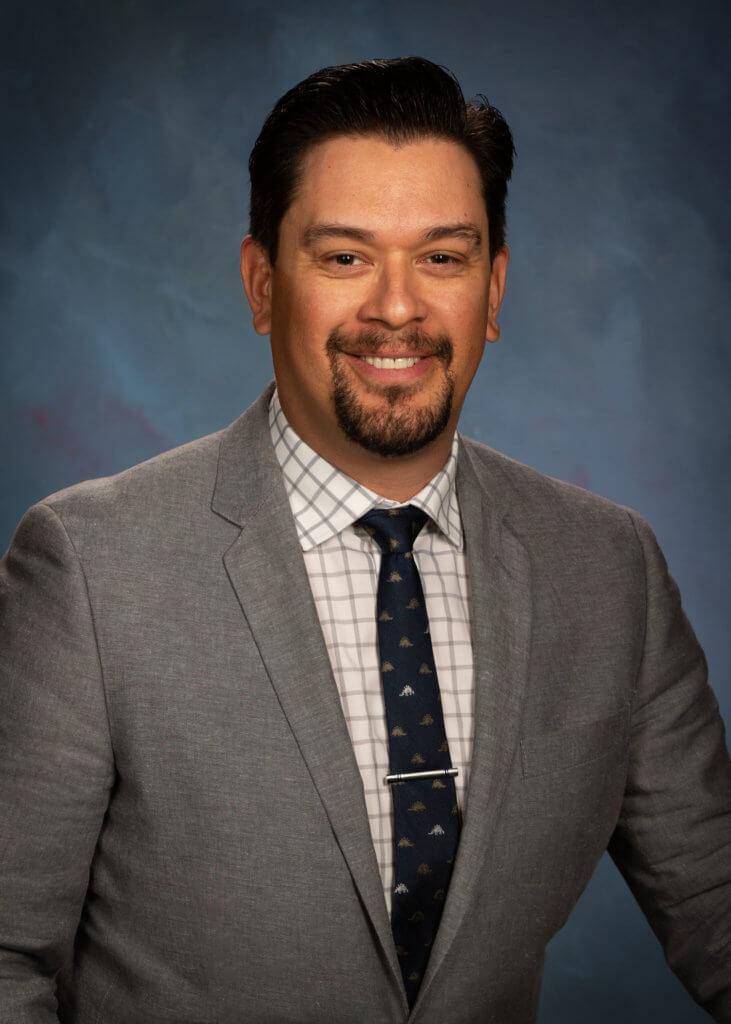 Portrait of Steven Medina