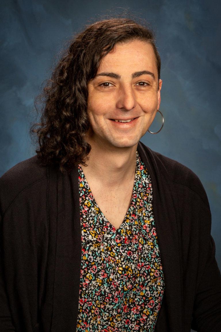 Portrait of Cameron Purchio, Associate Planner