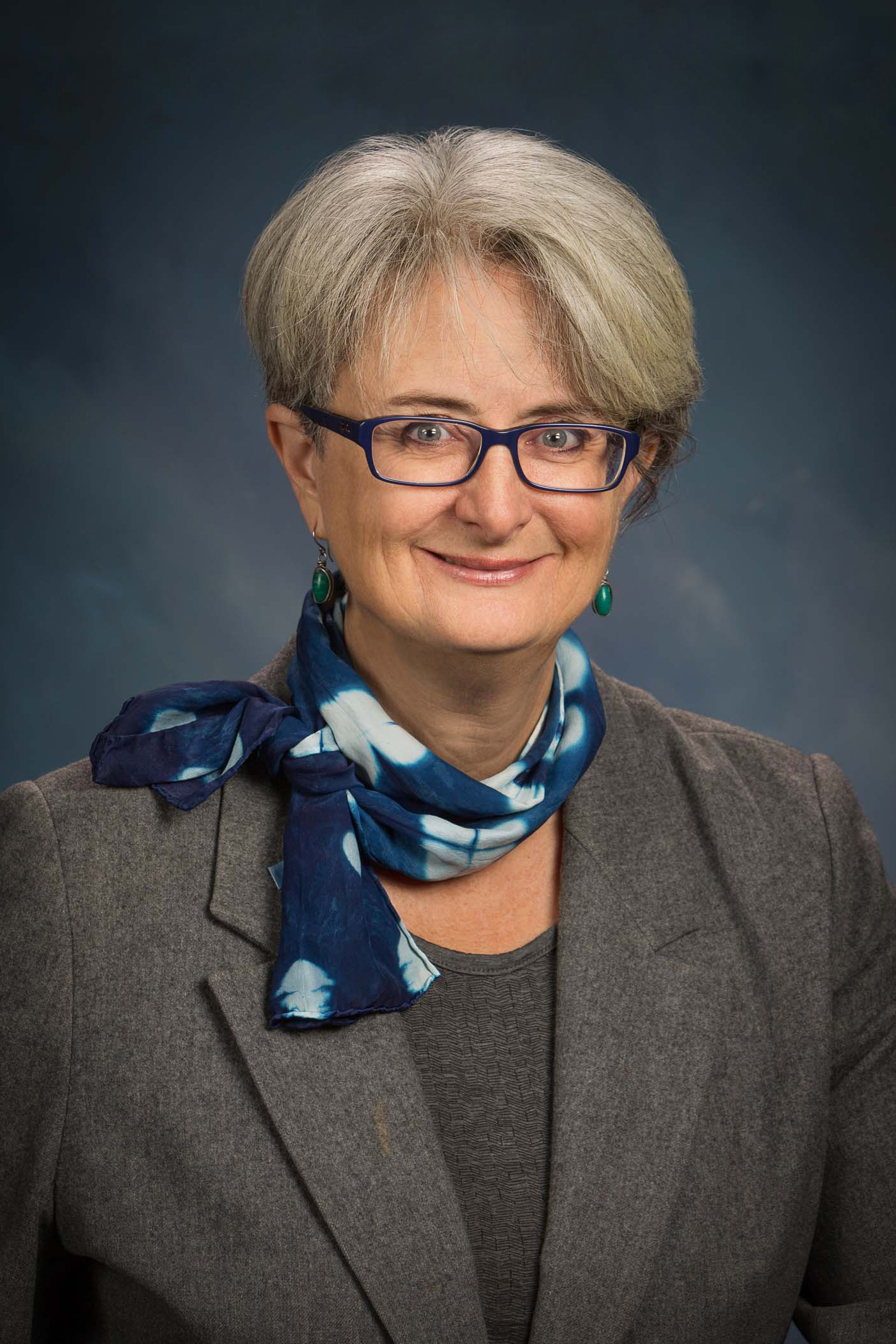 Portrait of Christine Manhart